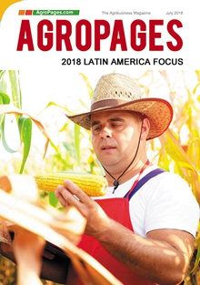 Gain invaluable exposure in AgroPages upcoming magazine - 2018 Latin America Focus