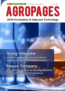 Digital Magazine is now available for downloading - 2018 Formulation & Adjuvant Technology