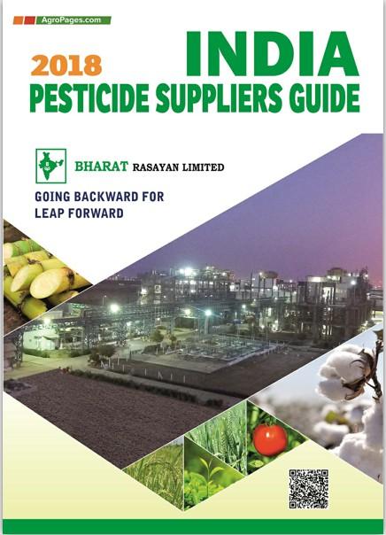 2018 India Pesticide Suppliers Guide