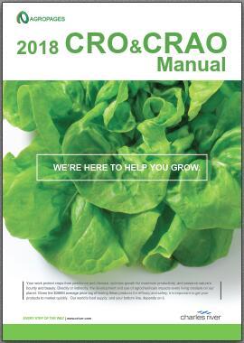 2018 CRO & CRAO Manual