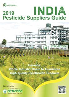 2019 India Pesticide Suppliers Guide