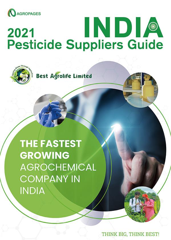 New magazine - 2021 India Pesticide Suppliers Guide