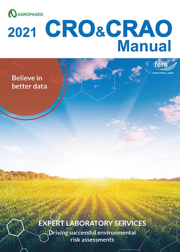 2021 CRO & CRAO Manual