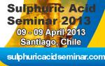Sulphuric Acid Seminar 2013