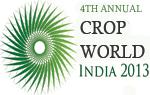 4th Annual CropWorld India 2013