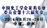 中国化工学会农药专业委员会第十六届年会