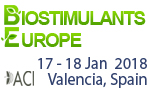 Biostimulants Europe 2018