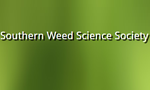 Southern Weed Science Society (SWSS) 2018 Annual Meeting