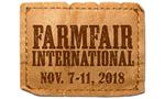 Farmfair International 2018