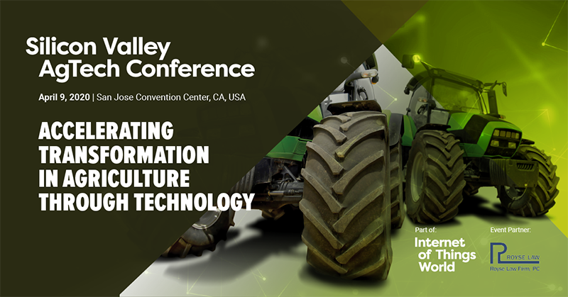 2020 Silicon Valley AgTech Conference