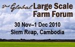 2nd Global Large Scale Farm Forum