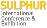 SULPHUR 2012 Conference + Exhibition