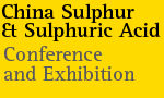 China International Sulphur & Sulphuric Acid Conference and Exhibition