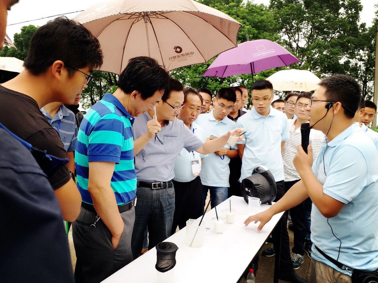 Bayer's channel project of plant protection UAV was officially launched in China