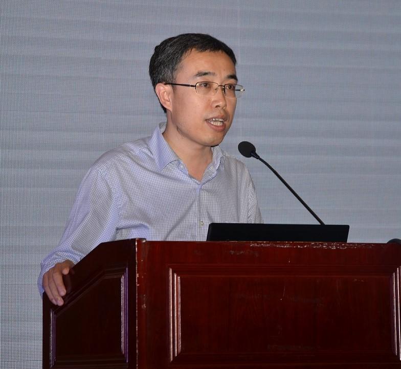 中农立华生物科技股份有限公司研发中心主任张小军 ©世界农化网