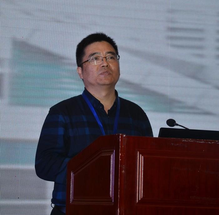 江苏金旺包装机械科技有限公司总工程师王随家 ©世界农化网