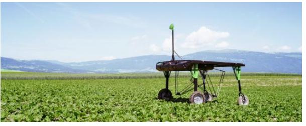 AgroPages com-EcoRobotix raises CHF 10 6 million in Series B