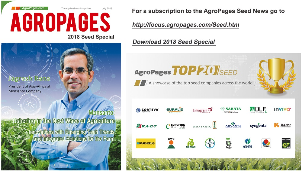 AgroPages Seed Magazine