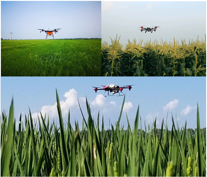 Topic Discussion: Concern over Chinese plant protection UAV and explore potential opportunities