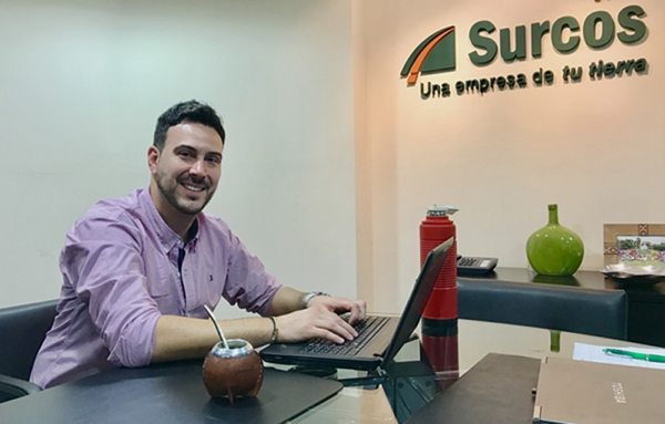Red Surcos presents 2,4-D with nanotechnology that makes it 400 times less volatile