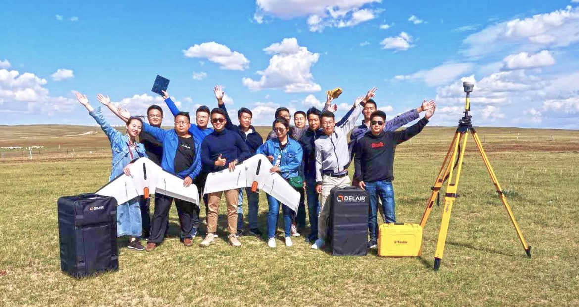 Delair expands its presence in China, opens its first office in Beijing
