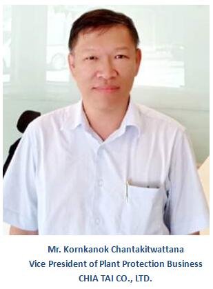 Chia Tai: Understanding the needs of customers along the value chain of Thailand agriculture