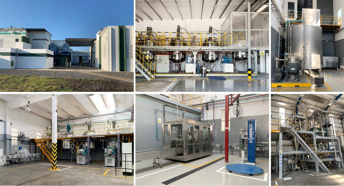 Rainbow Green Crops inaugurates new WG formulation plant in Argentina