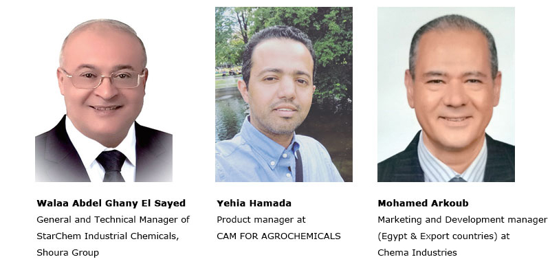 Observation of North African Market: Market access not easy in Egypt, government encourages safer pesticides
