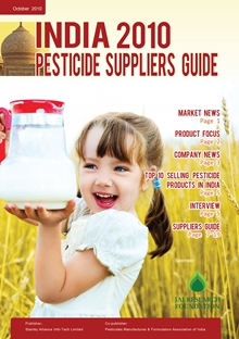 2010 India Pesticide Suppliers Guide