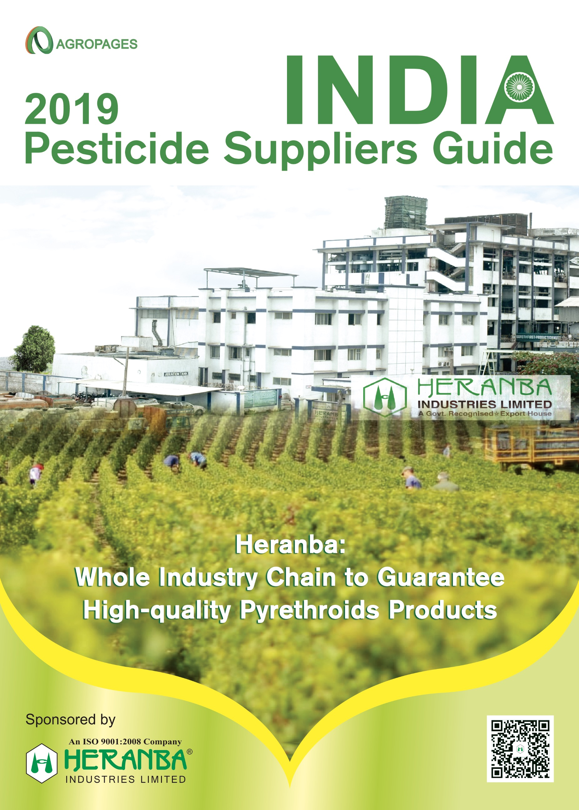 2019 India Pesticide Suppliers Guide