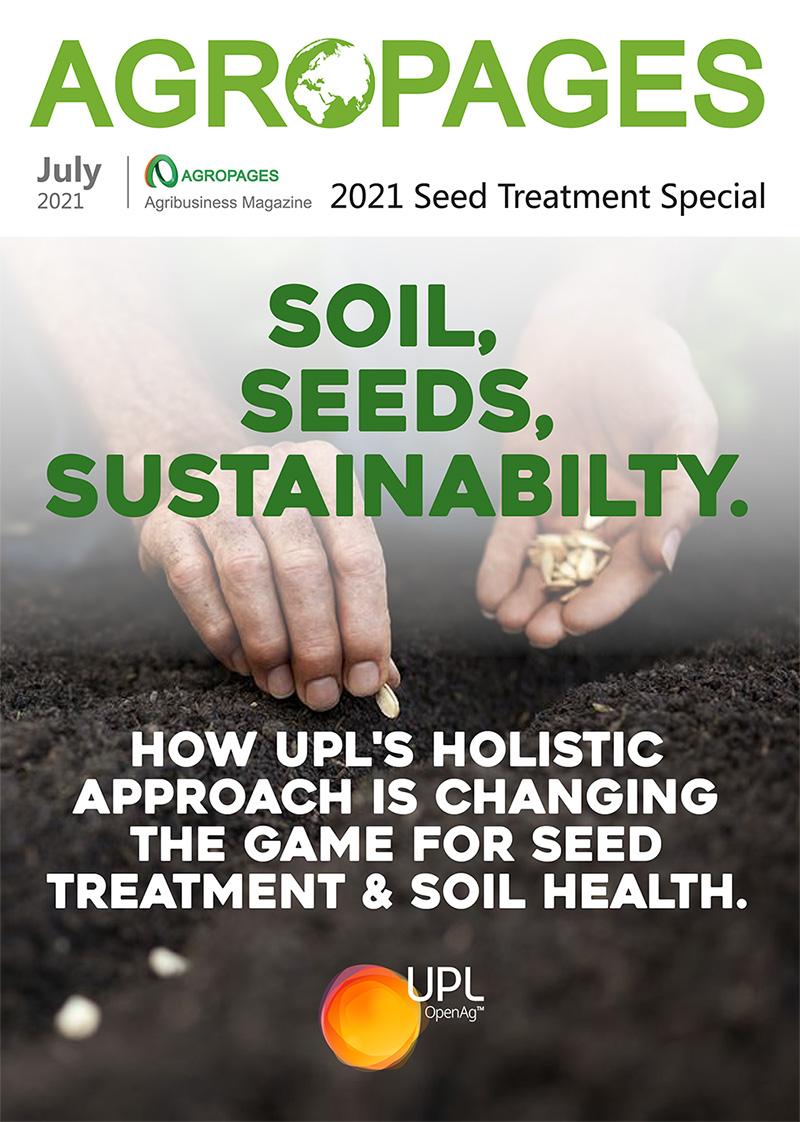 2021 种子处理专刊
