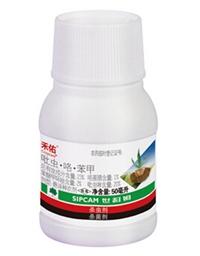 世科姆小麦种衣剂禾佑® ——防病杀虫,禾佑才行