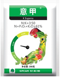 高钾配方——世科姆叶面肥意甲®