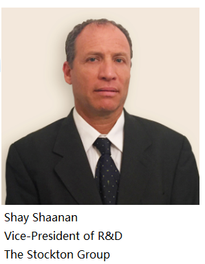 The Stockton Group appoints Shay Shaanan as Vice-President of R&D
