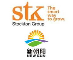 Stockton inclined to cooperate with Chengdu Newsun Crop Science