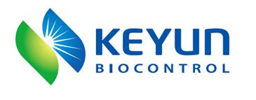 Keyun's all new logo will debut at CAC Shanghai 2017, will establish its position as professional supplier of Baculoviral Insecticides in the world