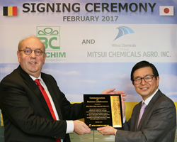 Mitsui Chemicals Agro acquires 10% stake in Belchim Crop Protection