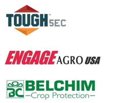 Engage Agro's Tough™ 5EC Herbicide (Pyridate) granted for emergency use in mint