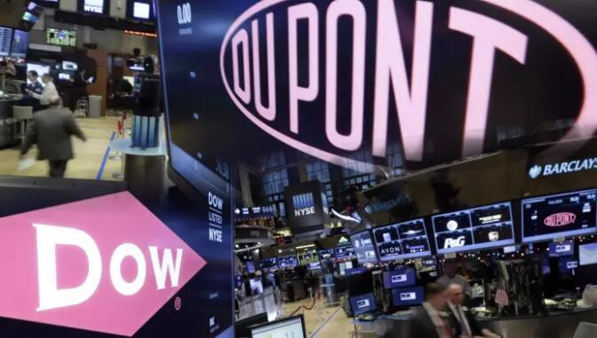 DowDuPont™ announces results of comprehensive portfolio review