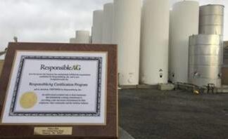 11th Wilbur-Ellis location to receive ResponsibleAg certification