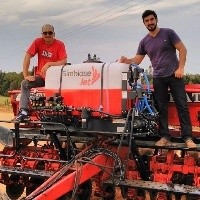 Simbiose launches new technology for application of biological pesticides in Brazil