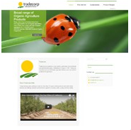 Tradecorp launches new website in India