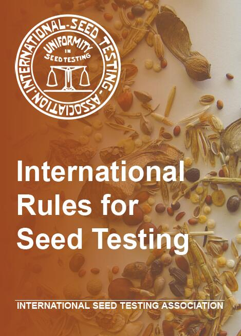 International Seed Testing Association makes the 2018 International Rules Bookmarks available
