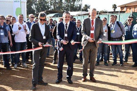 Italy: Rijk Zwaan inaugurates second Trial Station