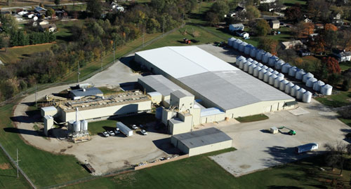 AgReliant Genetics continues to invest in soybean business by including Aroma Park, Illinois facility in soybean production