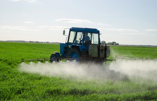 3,135 tonnes of pesticide used in Ireland in 2016