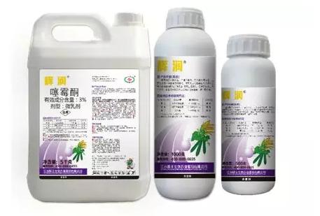 辉润®:真菌细菌都能防 无公害绿色果品生产首选