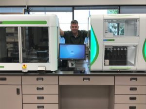 Texas A&M AgriLife receives sponsored support for agrigenomics lab from PerkinElmer