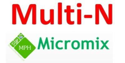 Micromix Plant Health新型肥 - Multi-N