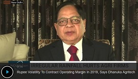 Rupee Volatility To Contract Profit Margin, Says Dhanuka Agritech